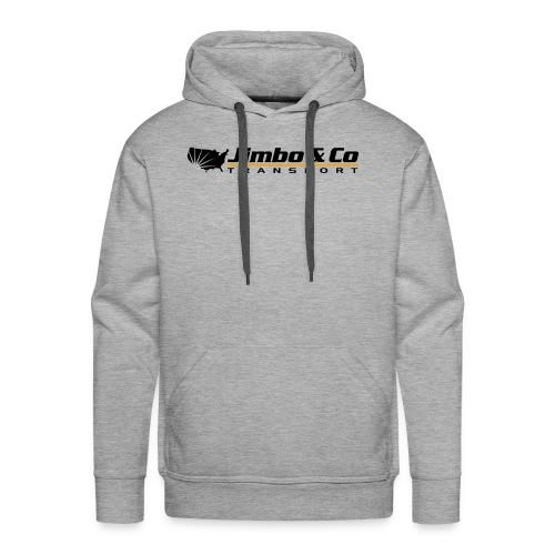 JimboandCOLOGO - Men's Premium Hoodie