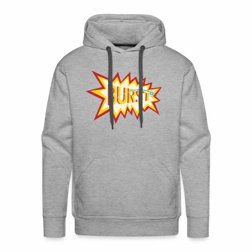 burst shirt - Men's Premium Hoodie