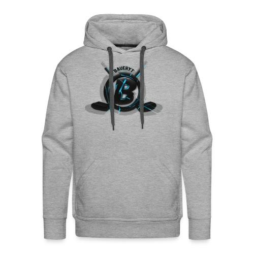 BauerYT Big Logo - Men's Premium Hoodie