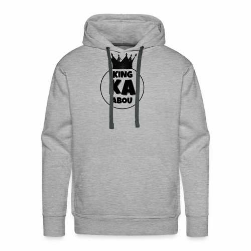 king abou merch - Men's Premium Hoodie