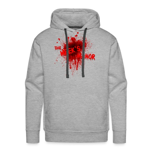 The Meek's Manor Haunted House - Men's Premium Hoodie