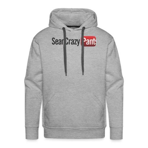 SEANCRAZYPANTS - Men's Premium Hoodie