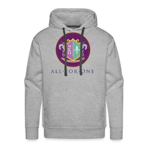 All For One Logo - Men's Premium Hoodie