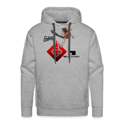 Tshirt By Kantus Salvaje - Men's Premium Hoodie