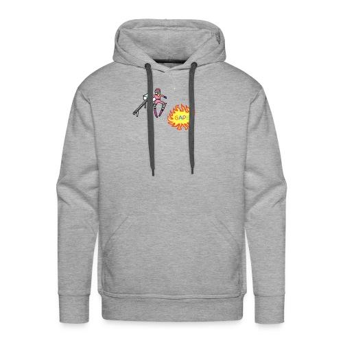 Gape Hoodie - Men's Premium Hoodie