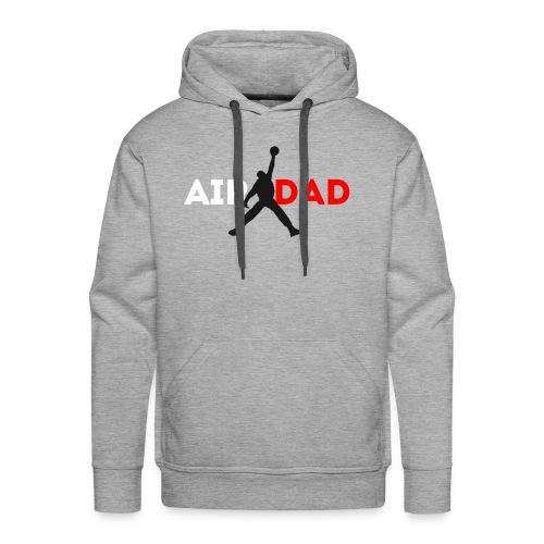 AirDad Brand - Men's Premium Hoodie
