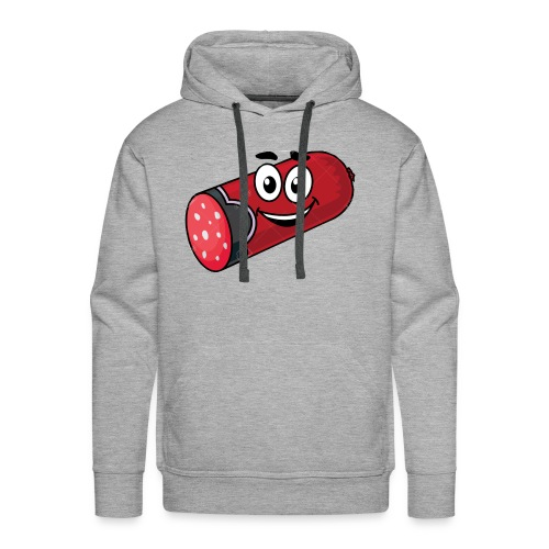 Salami and Mr Marshmello - Men's Premium Hoodie