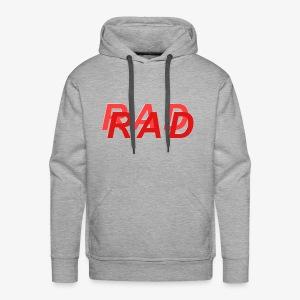 RAD IN RED - Men's Premium Hoodie