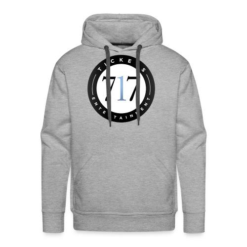 717logo - Men's Premium Hoodie