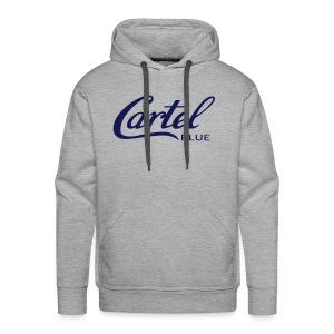 Cartel Blue Graphics - Men's Premium Hoodie