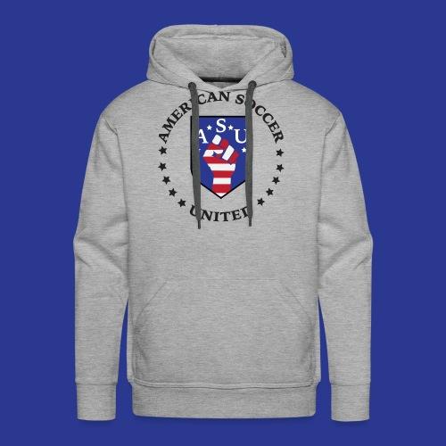 American Soccer United - Men's Premium Hoodie
