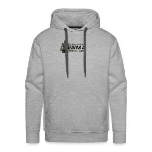 AWMA Logo Full - Men's Premium Hoodie