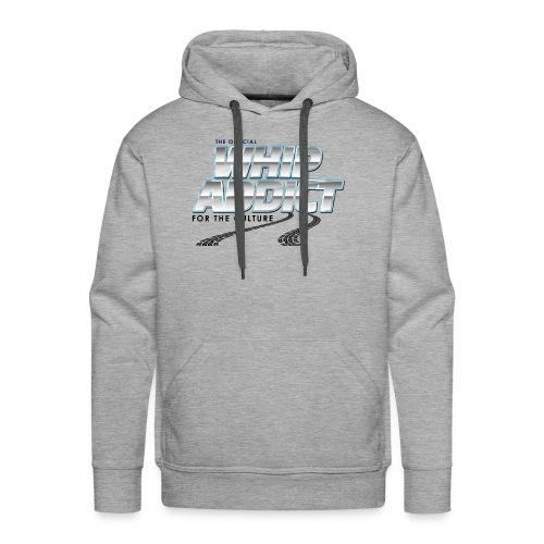 WhipAddict Logo 2 - Men's Premium Hoodie