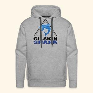 Gilskin Shark-Hoodie-Ocean Shark - Men's Premium Hoodie
