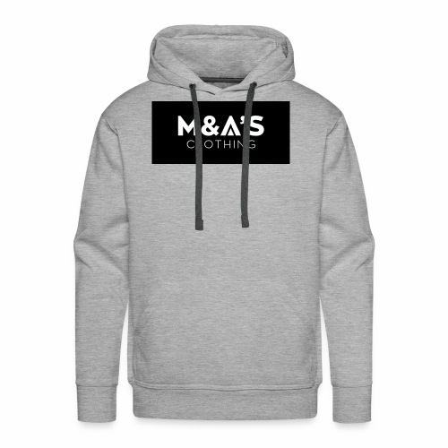 M and A - Men's Premium Hoodie