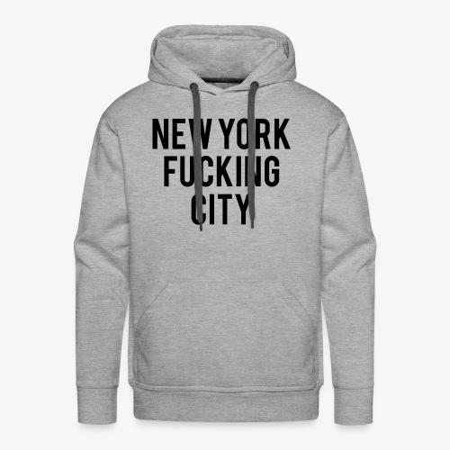NYC - Men's Premium Hoodie