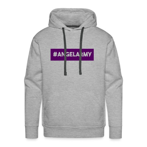 The Angel Army - Men's Premium Hoodie