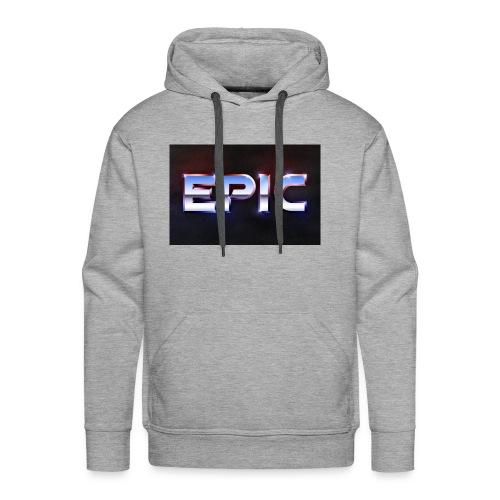 Epic - Men's Premium Hoodie