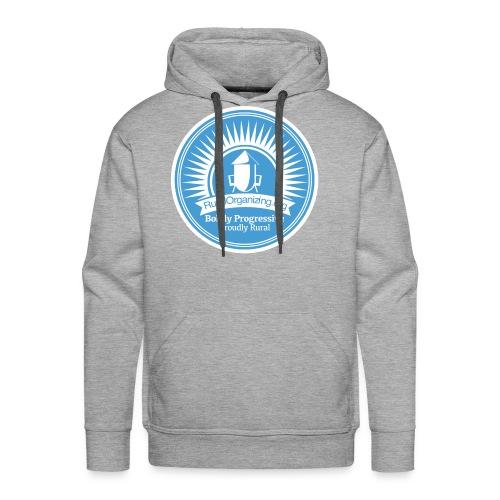 RuralOrganizin.org Seal - Men's Premium Hoodie