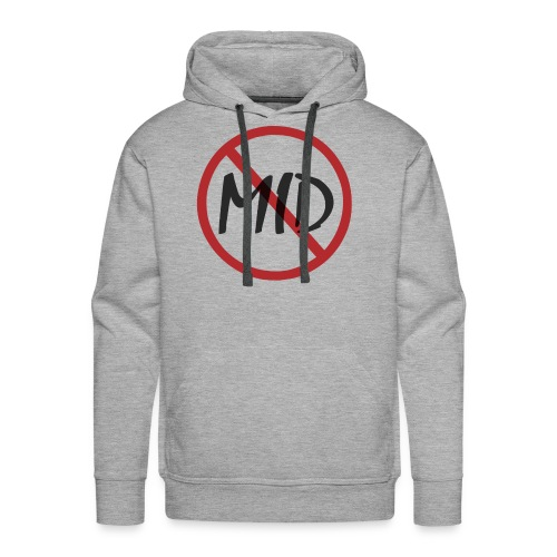 SAY NO TO MID - Men's Premium Hoodie