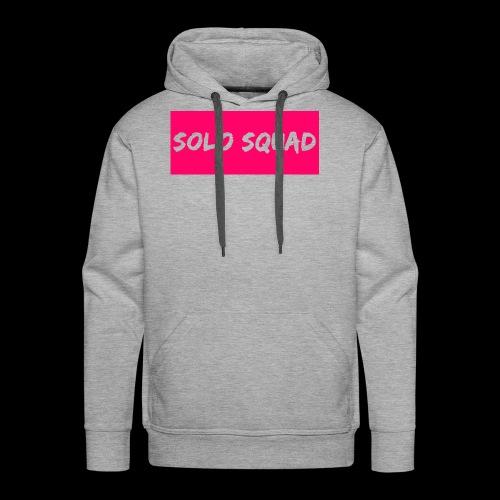 solo squad logo - Men's Premium Hoodie