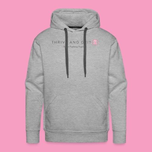 logo not in pdf - Men's Premium Hoodie
