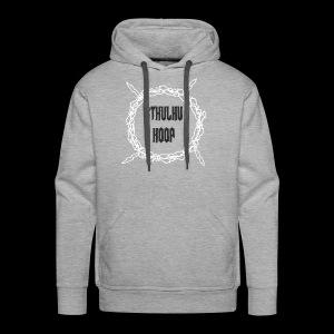 Cthulu Hoop - Men's Premium Hoodie