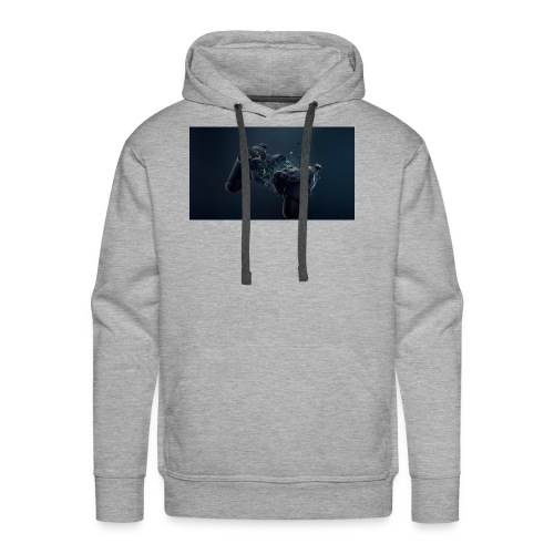 the controller - Men's Premium Hoodie