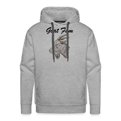 Goat Fam - Men's Premium Hoodie