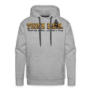 Think B.L.K. (Loyalty) - Men's Premium Hoodie