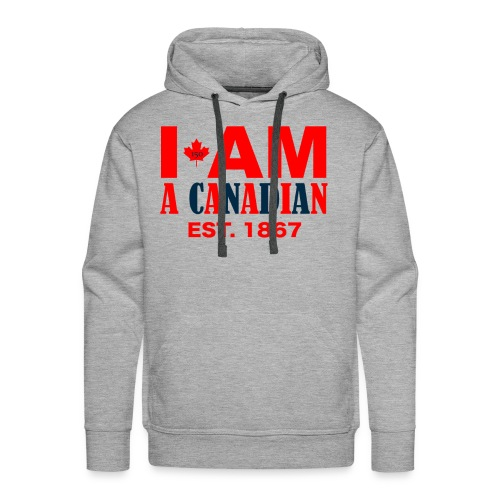 CANADA 150 YEARS - LIMITED EDITION - Men's Premium Hoodie