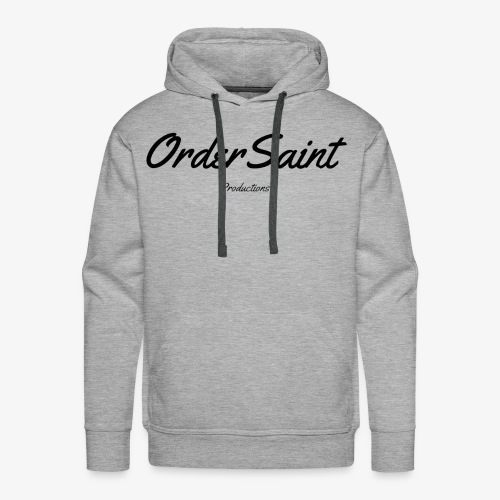 Order Saint Productions - Men's Premium Hoodie