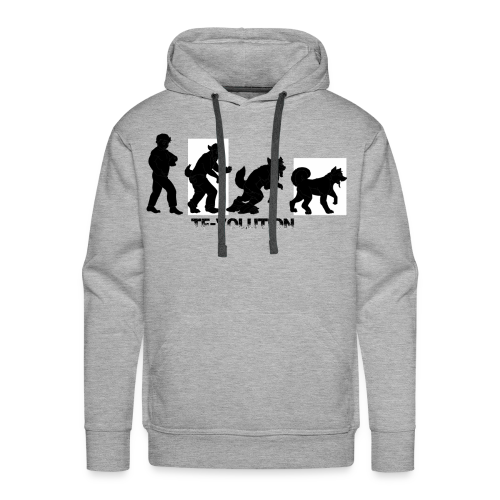 TF-Volution - Men's Premium Hoodie