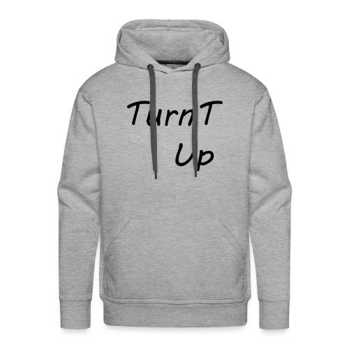 TurnT_Up - Men's Premium Hoodie