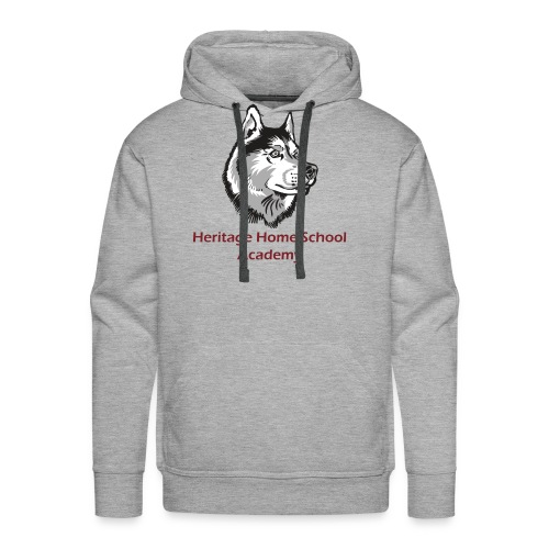 Mascot Logo - Men's Premium Hoodie