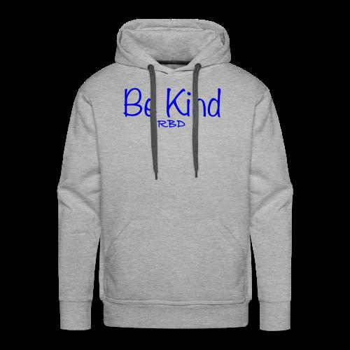Be Kind - Men's Premium Hoodie
