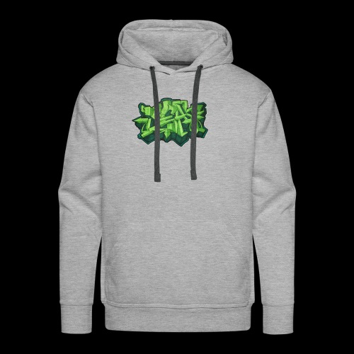 By Beats Green - Men's Premium Hoodie