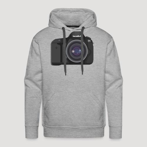 Ian Mikel's Vlog - Men's Premium Hoodie
