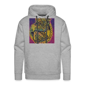 summer on a holiday - Men's Premium Hoodie