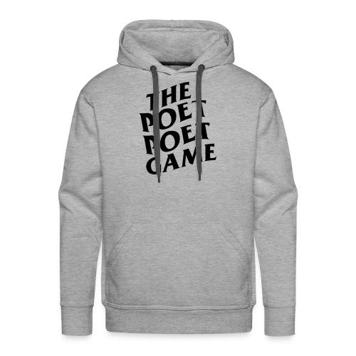 The Poet Game *ASSC* Edition Merch - Men's Premium Hoodie