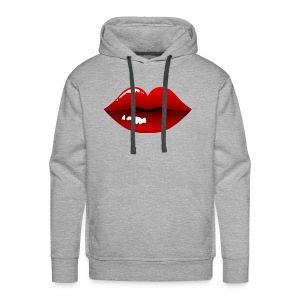 Sugar Kandy Lips - Men's Premium Hoodie