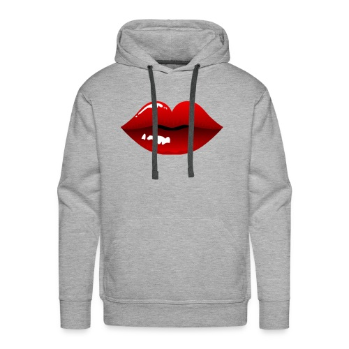 Sugar Kandy Lips - Men's Premium Hoodie