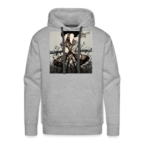 AFRO BUNNY collection - Men's Premium Hoodie