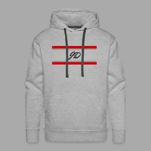 Joshua Daley Signature - Men's Premium Hoodie