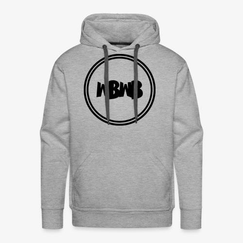 WBWB logo - Men's Premium Hoodie