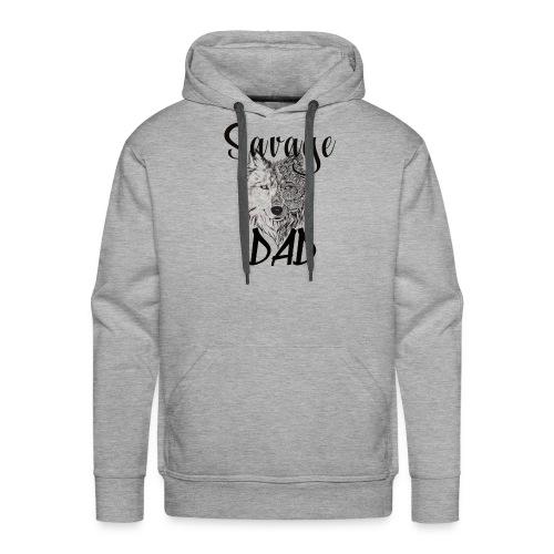 Savage DAD - Men's Premium Hoodie