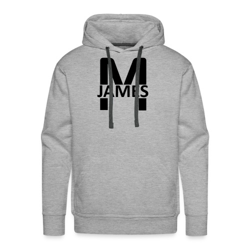 James - Men's Premium Hoodie