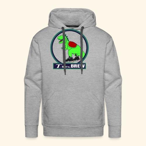 T-Rex BEER - Men's Premium Hoodie