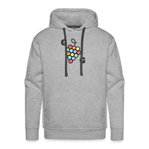 Gay Grapes - Men's Premium Hoodie