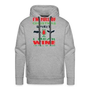 Ugly Christmas Sweaters - Men's Premium Hoodie